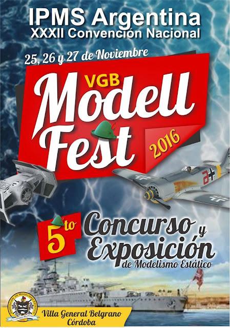 32° Convención Nacional IPMS Argentina - IPMS Villa General Belgrano 13653338_1731552743783389_5082563830187608247_o