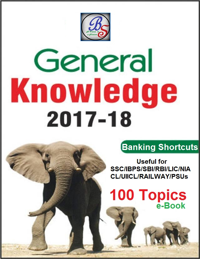General Knowledge 2017-18
