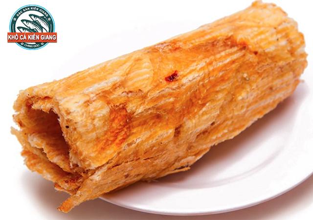 Khô Cá Thiều Phú Quốc tẩm gia vị nướng