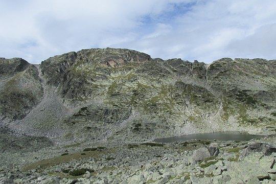 Kolejne jezioro położone na wysokości 2576 m n.p.m.