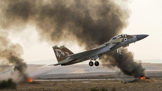Israel Peringatkan Damaskus Tak Halau Serangan Mereka di Suriah