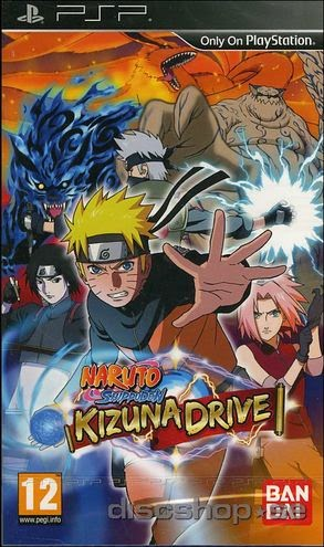 download naruto shippuden games for psp