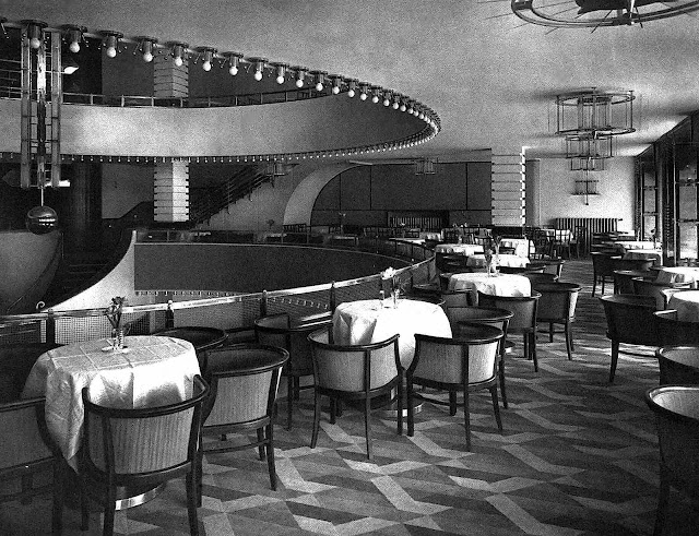 1920s Berlin Cafes & Nightclubs photograph