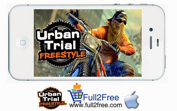 iOS Game : Urban Trial Freestyle