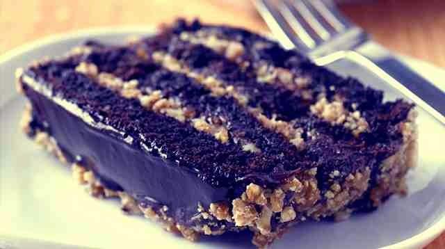 resep kue bolu coklat kacang