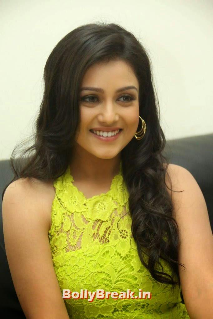 Mishti Chakraborty Latest Stills, Mishti Chakraborty hot Hd Images in Green Dress