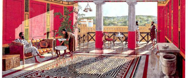 Casa, propiedad y Derecho romano