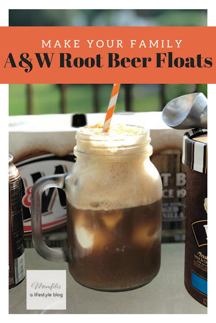 Celebrate National Root Beer Float Day With Your Family