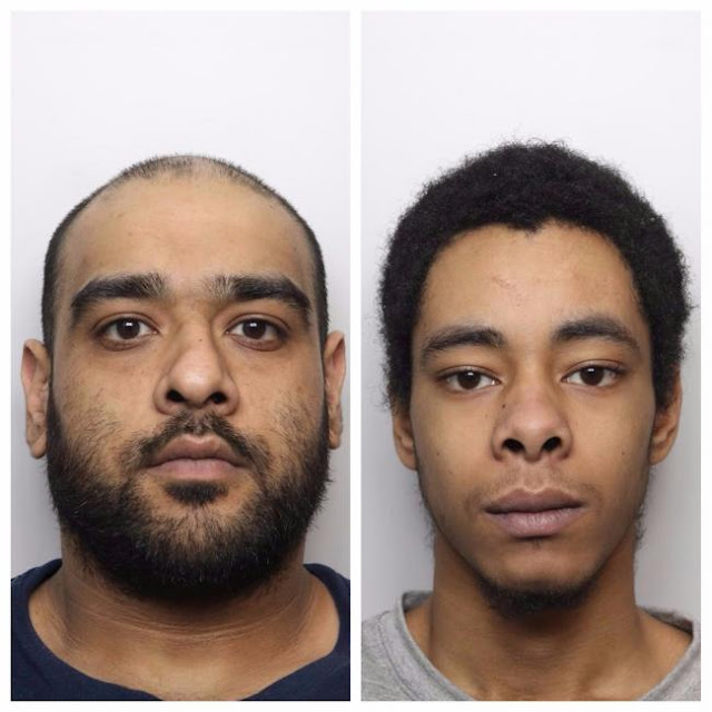 Drugs couriers caught red-handed during handover of £40,000 of high-purity cocaine in Leeds Road, Bradford
