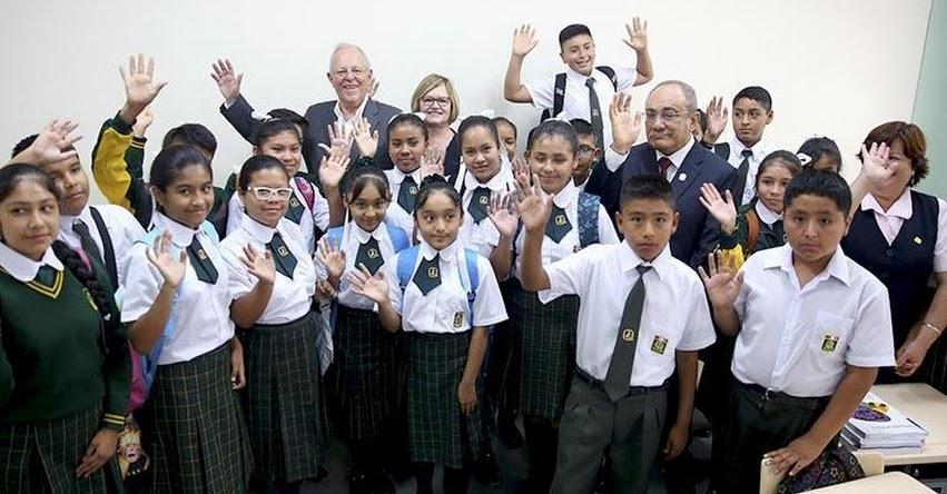 DRELM: Comunidad educativa de Lima Metropolitana comprometida con un Buen Año Escolar 2018 - www.drelm.gob.pe