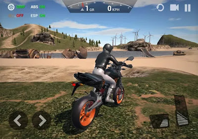 Ultimate Motorcycle Simulator MOD APK+DATA