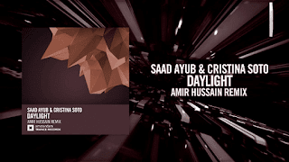 Lirik Lagu Daylight - Saad Ayub & Cristina Soto
