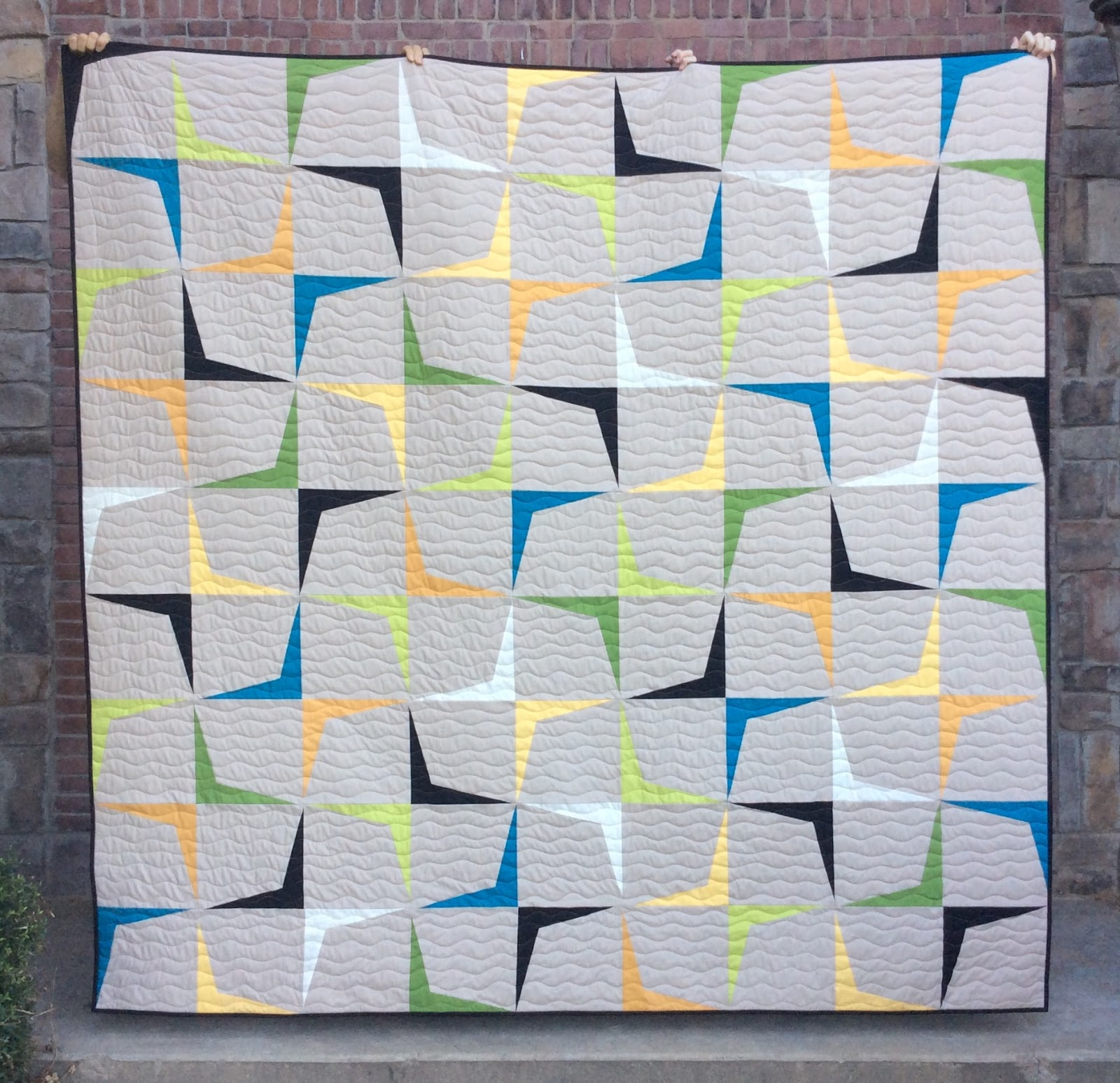 weave king queen banded free checkerboards size pattern pin basket quilt