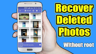How To Recover Deleted Photos from mobile?