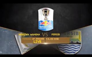 Prediksi Persiwa vs Persib Bandung - Piala Indonesia Minggu 27 Januari 2019