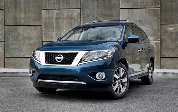 2017 Nissan Pathfinder Review Redesign Specs Release Date