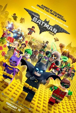 The Lego Batman Full Movie Download 2017 HD 720p BluRay