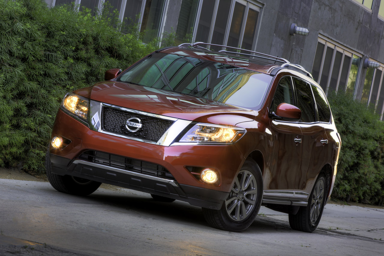 The 2013 Nissan Pathfinder images, specs released & also ...