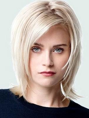 Style rambut wanita segi bob sebahu