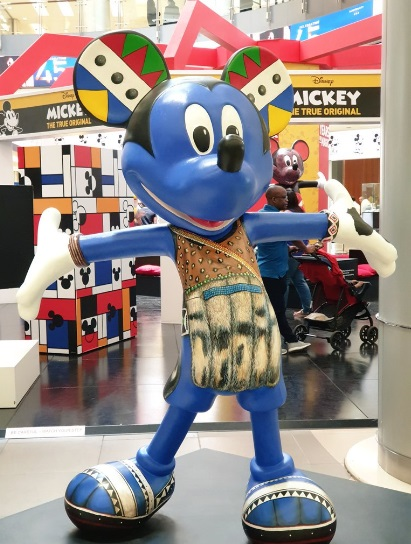 @SamsungSA Celebrates Mickey's 90th Anniversary #Mickey90Africa #DisneyAfrica