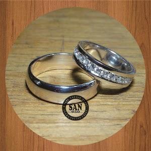 cincin paladium 410PLD