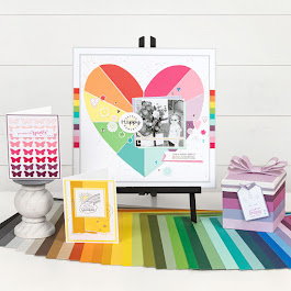 APRIL MONTHLY SPECIAL - Cardstock Carnival!