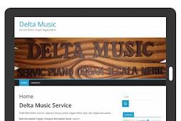 Delta Music Service