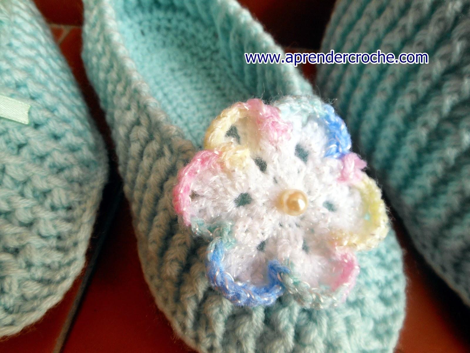 aprender croche pantufas sapatos sapatilhas chinelos botas meias renda-extra dvd loja curso de croche