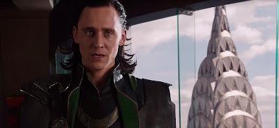Loki es un personaje que me encanta.