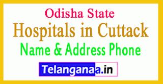 Hospitals in Cuttack Odisha