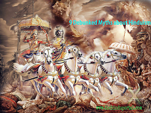 9 Debunked Myths and Legends about Hinduism
