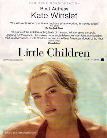 Poster Of Little Children 2006 English 400MB BRRip 480p ESubs Free Download Watch Online Worldfree4u