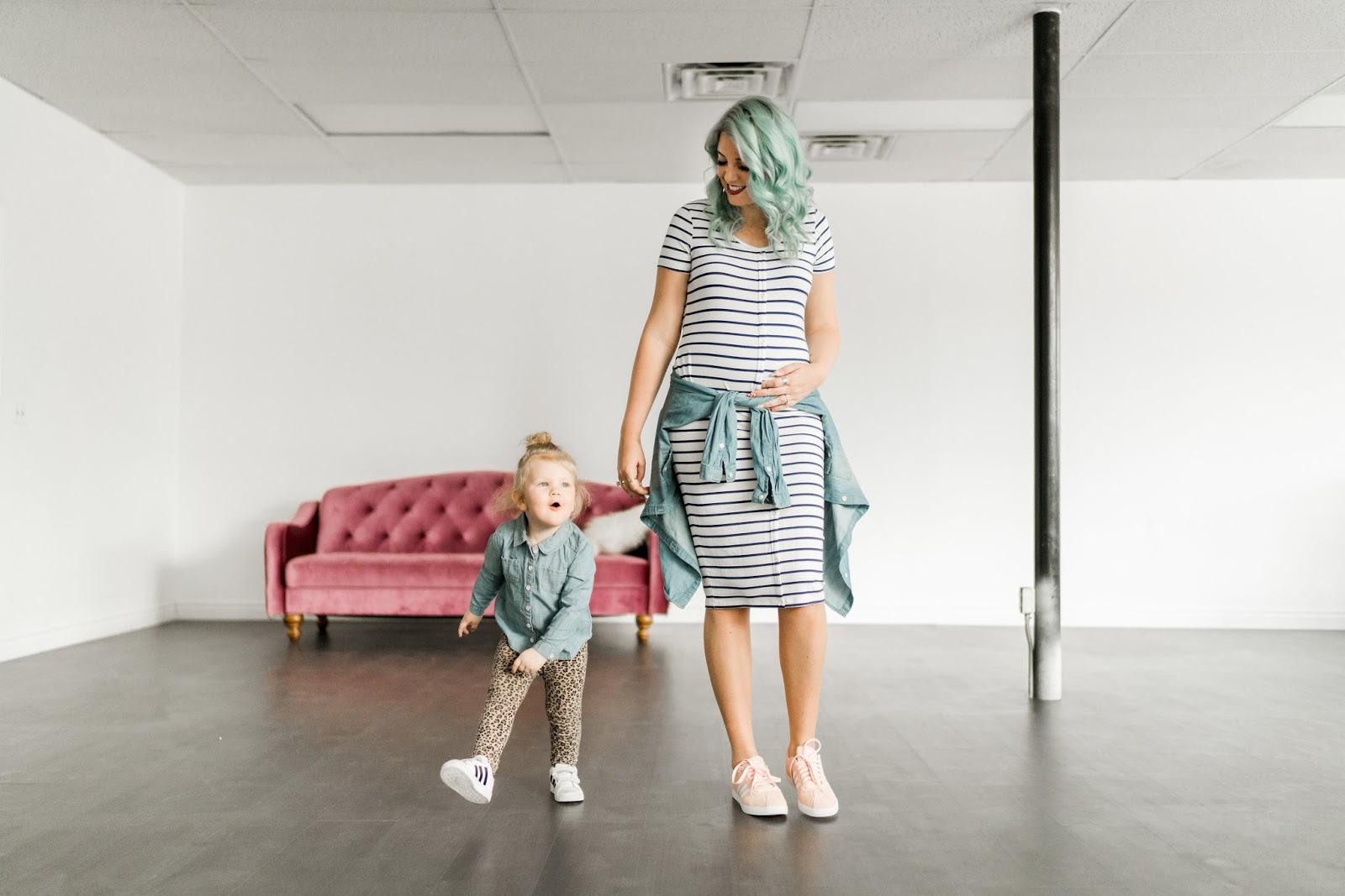 Mommy & Me, Adidas, Fashion Blogger