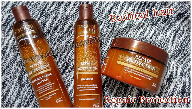 Repair protection Radical Hair