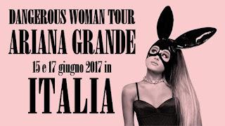 Ariana Grande Tour in Italia a Roma e Torino, tutte le date e le tappe