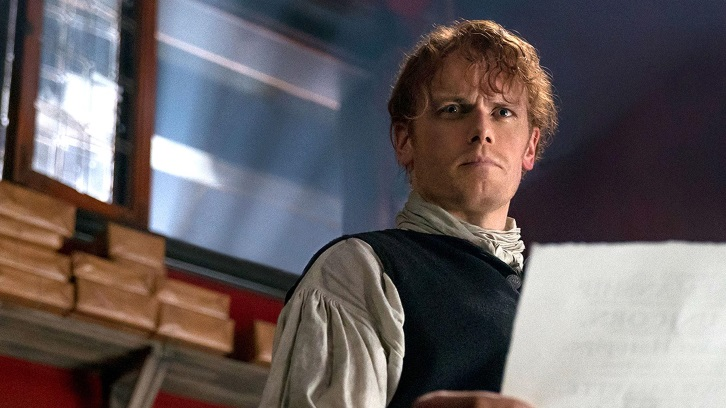 Performers Of The Month - October Winner: Outstanding Actor - Sam Heughan