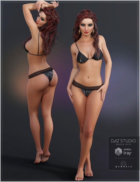 Zamira for Genesis 3 Female