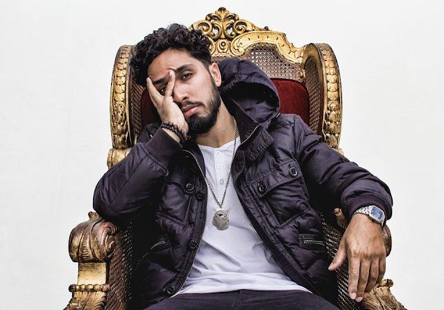 Novo álbum do Rashid, CRISE, já está em pré-venda.