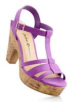 Sandale şic cu talpă modernă