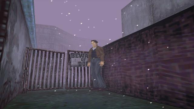Silent Hill - PSX - Captura 1