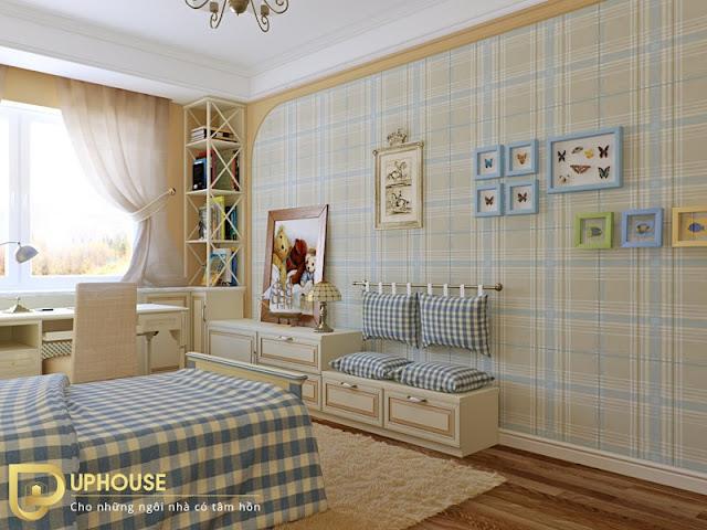 Phòng ngủ cho bé B-03