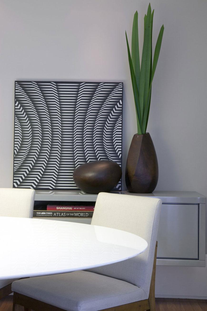 Interior design urban style apartment
