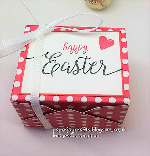 Paperjay Crafts Easter Box