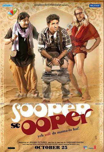 Sooper Se Ooper (2013) Movie Poster