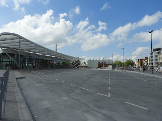 portsmouth harbour bus station