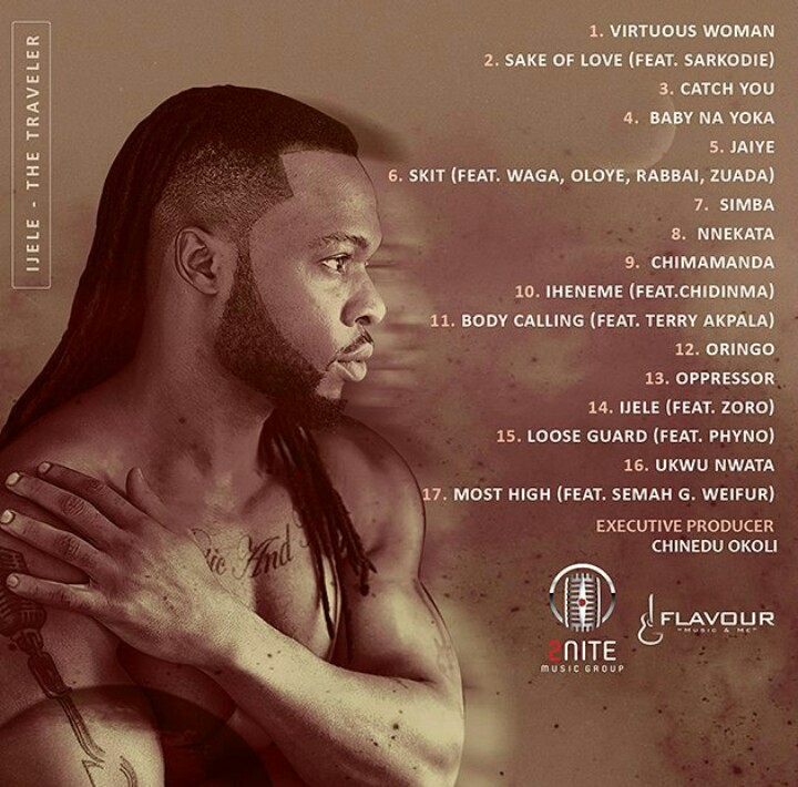 "Download Music: Flavour – ""Divine"" Ft  Semah G  Weifur"