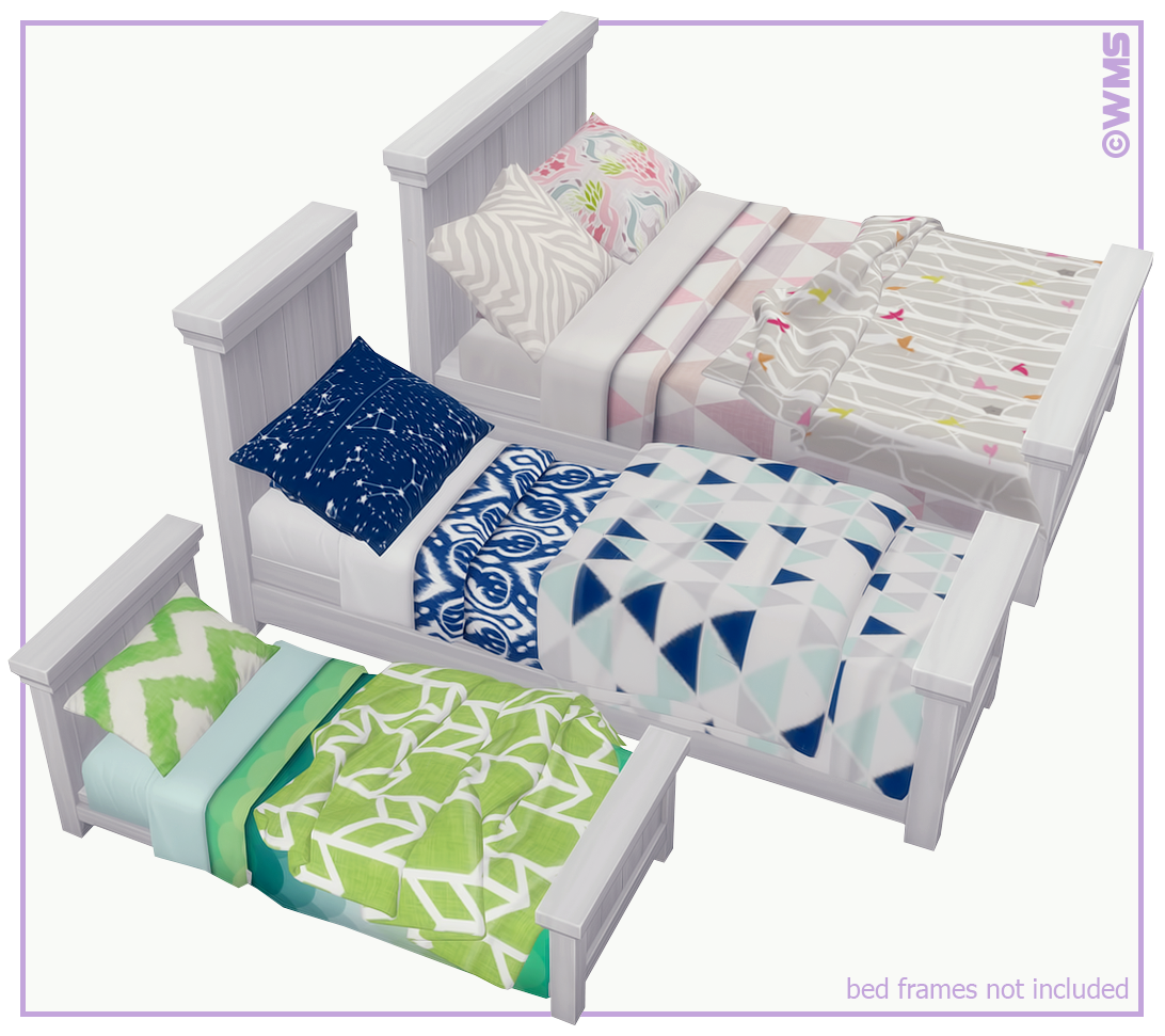Elysian Bedding Updated 10 12 17 Wildlyminiaturesandwich
