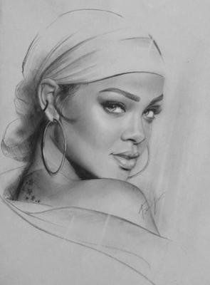 dibujos-a-lapiz-de-rostros-mujeres-bonitas