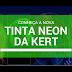 Conheça sobre a nova tinta fantasia Neon da Kert!