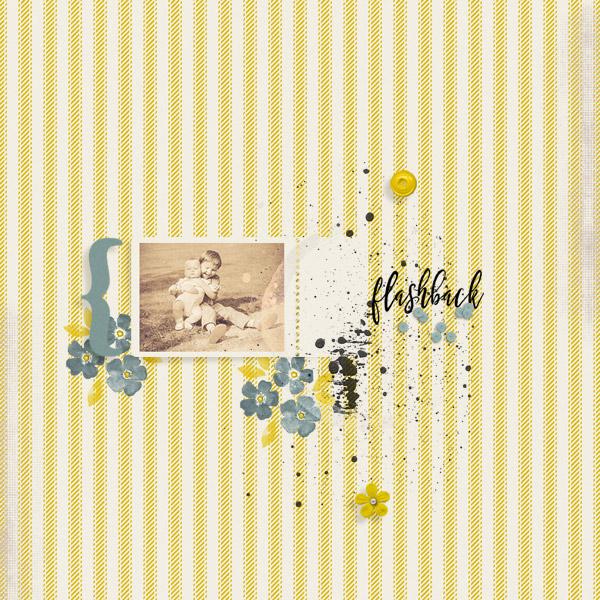 flashback © sylvia • sro 2016 • sabrina's creations • nostalgic